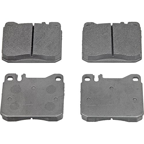 Wagner ThermoQuiet MX145 Semi-Metallic Disc Pad Set, (500sel Front Brake)