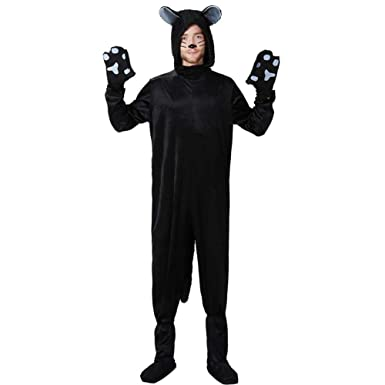 Amazon.com: Yukeyy Family Halloween Christmas Cosplay Costume Black Cat Costume for Boys Girls and Adult Men and Women: Clothing