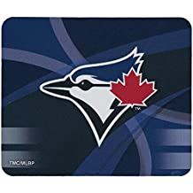 Memory Company MLB Toronto Blue Jays Carbon Fiber Mousepad, One Size, Multicolor