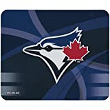 MLB Toronto Blue Jays Carbon Fiber Mousepad, One Size, Multicolor