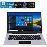 Jumper EZbook 3 Windows Laptop Dual Core CPU 14.1 Inch FHD HDMI 10000mAh 4GB RAM