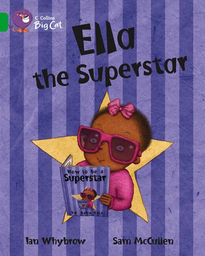 Ella the Superstar Workbook (Collins Big Cat)