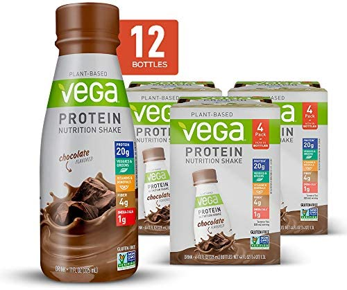 Vega Protein Nutrition Chocolate 11floz product image