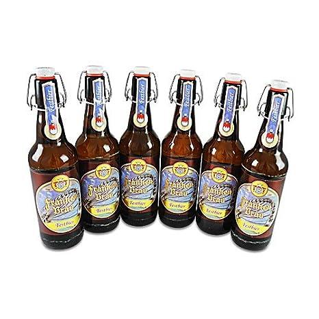 Frankenbräu Festbier (6 Flaschen à 0,5 l / 5,4% vol.)
