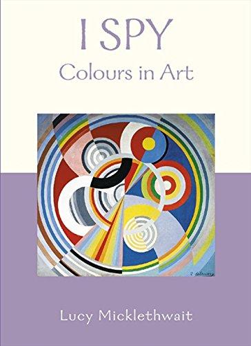 Read Online I Spy Colours in Art PDF