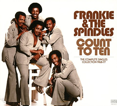 Spindle Collection - Count to Ten - Complete Singles Collection 1968-77