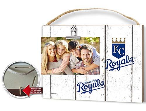 KH Sports Fan Clip It Weathered Logo Photo Frame (Clip It Weathered Logo Photo Frame Kansas City -