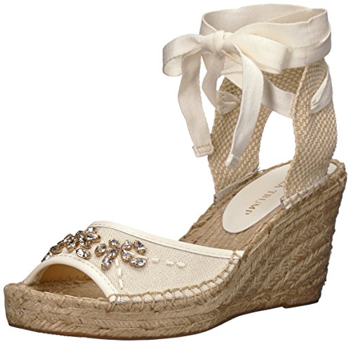 Ivanka Trump Women's Dalyna Wedge Sandal Natural tB31Td472V