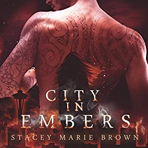 City in Embers Audiobook