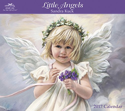 Sandra Kuck - Little Angels Wall Calendar (2017) ()