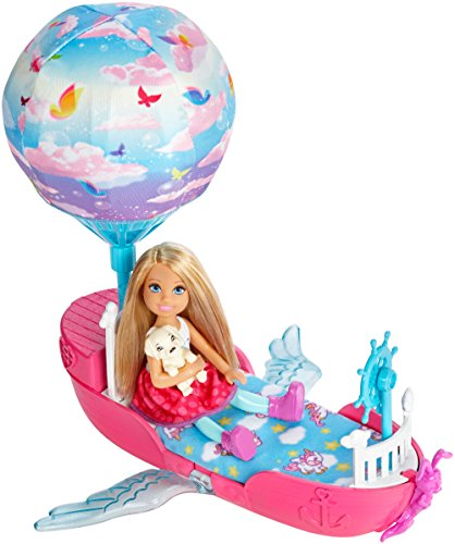 Barbie DWP59 Chelsea Dreamtopia Vehicle product image