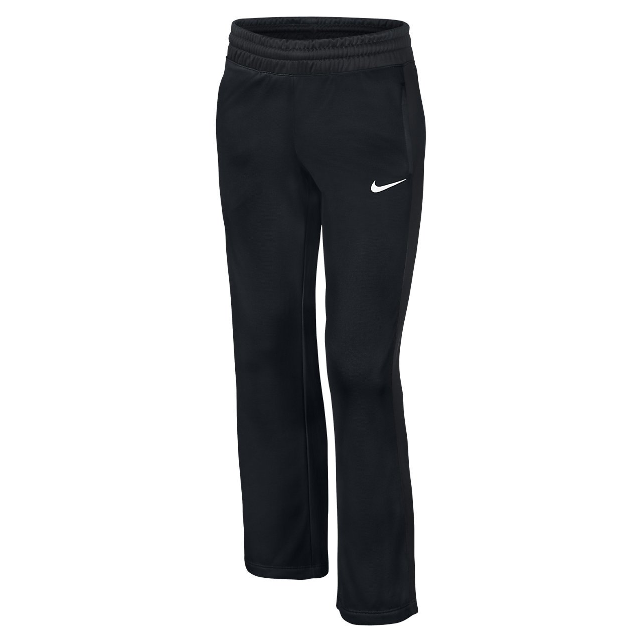 086cb432f6254 Amazon.com: Nike Girls' Ko 3.0 Fleece Pants (Little Big Kids): Clothing