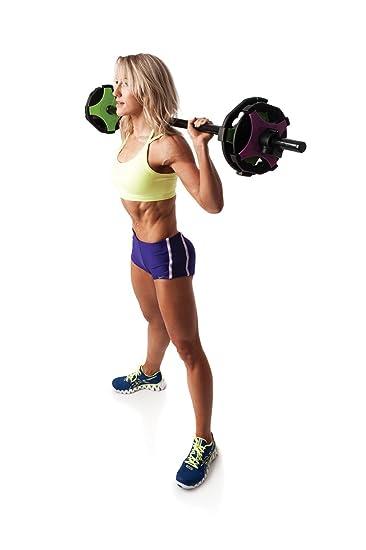 Escape 20kg Set Professional Body Pump Rep Kit - 1.25kg 8fd54a24f0fd1