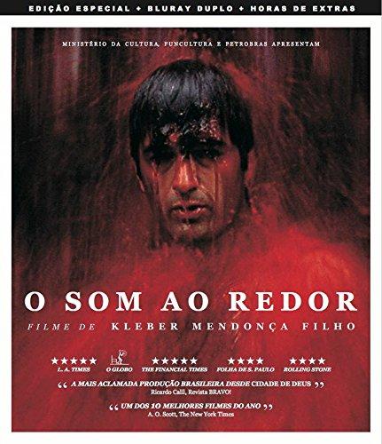 Blu-ray O Som ao Redor - 2-Disc Special Edtion [ Neighboring Sounds ] [ Subtitles in English + Portuguese ]