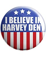 "Geek Details I Believe in Harvey Dent 2.25"" Pinback Button"