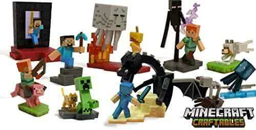 Shopping Fantasy & Sci-Fi - Minecraft - Accessories - Action Figures