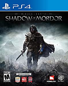 PS4 OYUN SHADOW OF MORDOR (TEŞHİR ÜRÜNÜDÜR)