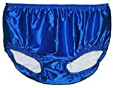 My Pool Pal Reusable Swim Diaper, Royal Blue, 2T
