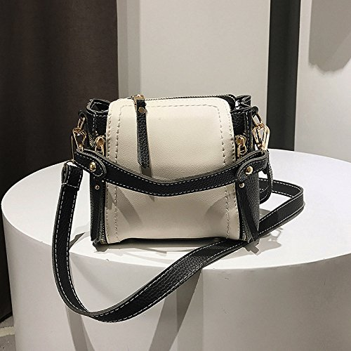Bag Bag Small Ac Bag Justyou New Ladies Messenger Bag Retro Way Bag Simple Shoulder Chain Make popo WS5w6RqwY
