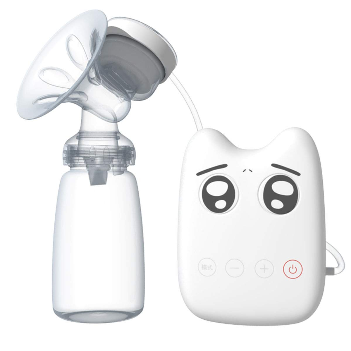 GXMTB Electric Suction Device//Maternal Breast Milk Milking Device//Automatic Massage Postpartum Pull-Out Milk Breast Pump