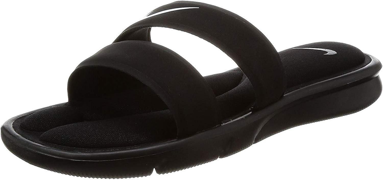 olvidar Cobertizo Escudriñar  Amazon.com | NIKE Women's Ultra Comfort Slide Sandal | Slides