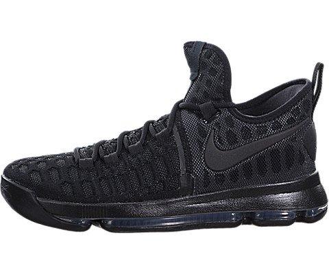 Nike Men's Zoom KD 9 Basketball Shoe (Black/Black Anthracite)