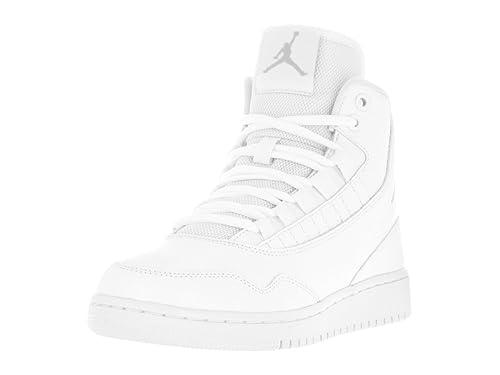 low priced b3a7b 42cff Nike Jordan Executive Bg, Scarpe da Fitness Bambino, Bianco Cool Grey White  100