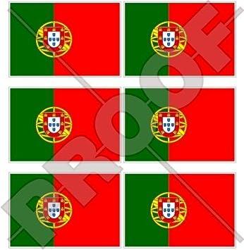 """Portugal Bandera de Portugal República Portuguesa 40 mm (1,6 """") Mobile"""