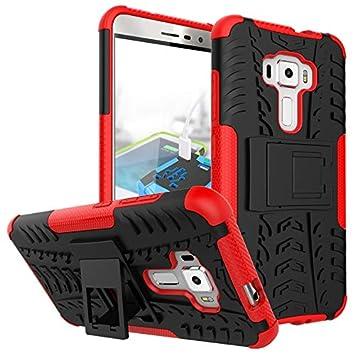 pinlu® Funda para ASUS ZenFone 3 (5.5pulgada) ZE552KL Smartphone ...