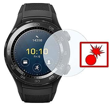 2 x Slabo Protector de pantalla blindado para Huawei ...