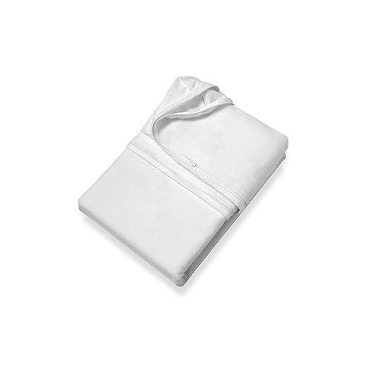 SETEX SE0 Protectora Cover evol090200724002, poliéster, Blanco, 270 x 40 x 380 cm: Amazon.es: Hogar