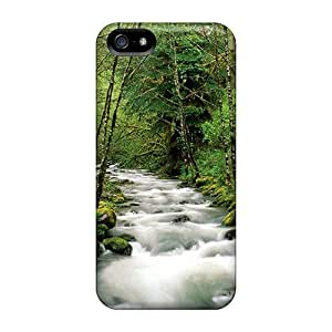 MDCH Slim Fit Protector CNo942KrNM Shock Absorbent Bumper Case For Iphone 5/5s