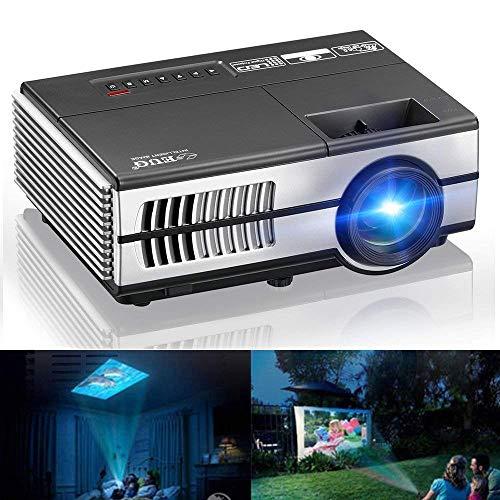 LCD Mini Projector Portable, EUG Pico Home...