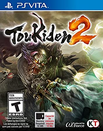 Toukiden 2 - PlayStation Vita