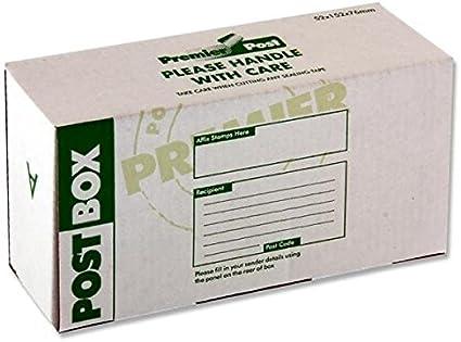 Premier papelería 52 x 152 x 76 mm buzón de correos – paquete de 10: Amazon.es: Oficina y papelería