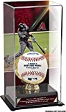 J.D. Martinez Arizona Diamondbacks Four Home Run Game Gold Glove Display Case with Image - Fanatics Authentic Certified