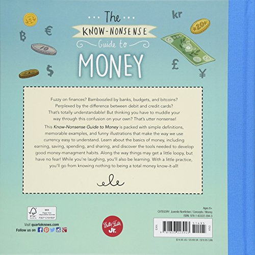 The Know-Nonsense Guide to Money: An Awesomely Fun Guide to the World of Finance! (Know Nonsense Series) by Walter Foster Jr (Image #2)