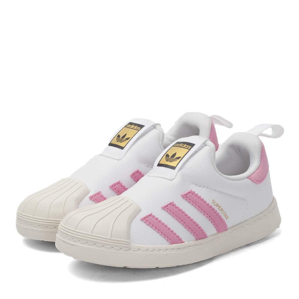 adidas Superstar 360 Girls Baby Shoes Trainers (9.5 UK Child) White   Amazon.co.uk  Shoes   Bags 743ac494d