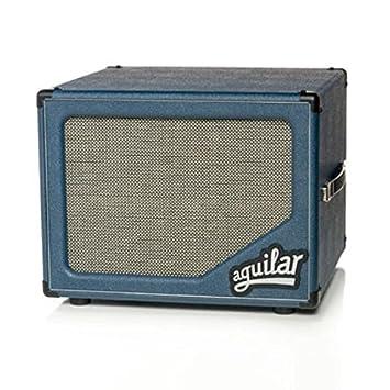 Bafle Aguilar SL 112 edición limitada acabado blue bossa