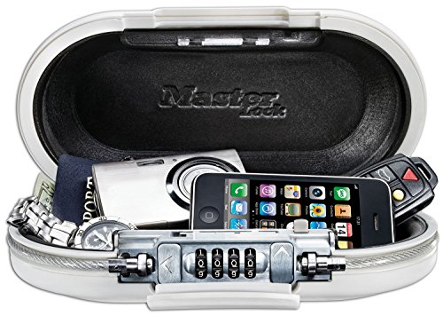 Master Lock 5900DWHT SafeSpace Portable