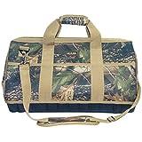 HUIJIA Tool Bags Super Heavy Duty Tool Storage Camo Bag (L:16.2''X11.8''X8.7'')