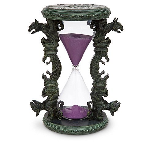 Disney The Haunted Mansion Hourglass Purple Disneyland Haunted Mansion