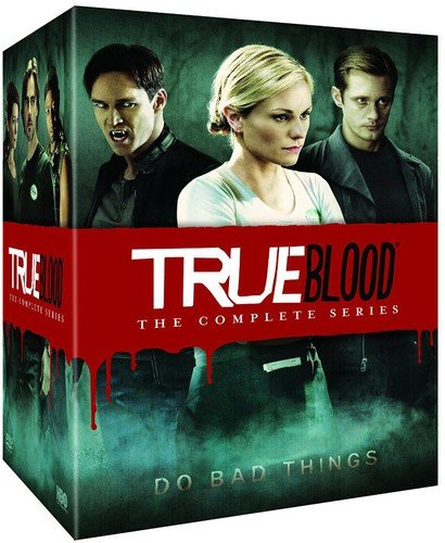 True Blood: The Complete Series Various HBO 30072133 Drama