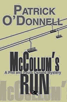 McCollum's Run (Phil & Paula Oxnard Mysteries) by [O'Donnell, Patrick Ian]