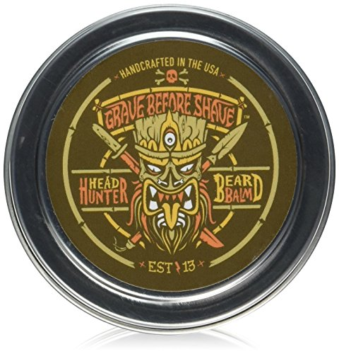 GRAVE BEFORE SHAVE Hunter Tropical product image