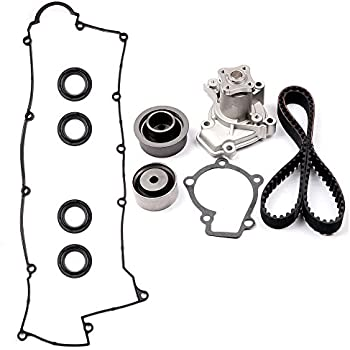 Amazon Com Eccpp Timing Belt Water Pump Kit And Valve Cover Gasket