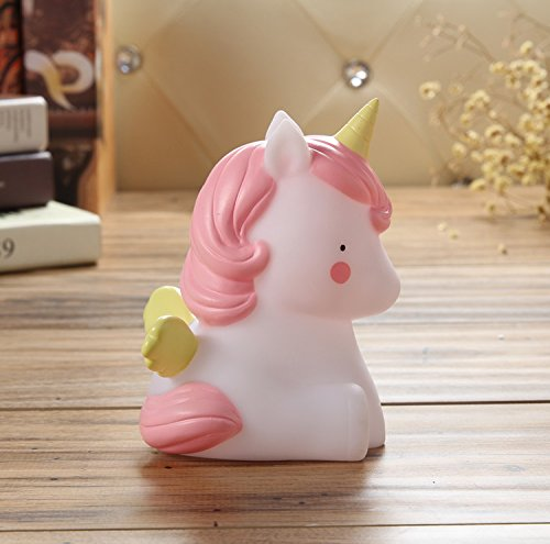 Flying horse unicorn night light by Baby Exclusive (Image #2)