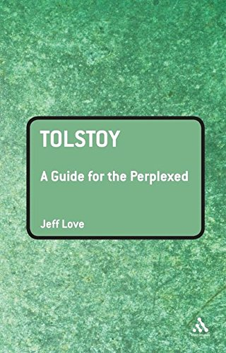 Tolstoy: A Guide for the Perplexed (Guides for the Perplexed) ebook
