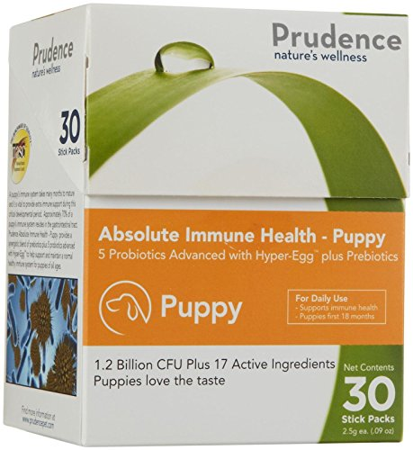 Prudence Immune Health - Puppy - 30 Count