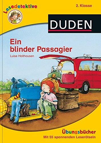 Lesedetektive Übungsbücher - Ein blinder Passagier, 2. Klasse